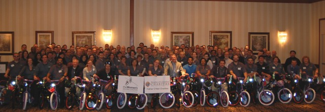 Roadnet Technologies Company Meeting - Huffy Bike Presentation